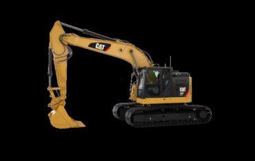 Pásové rypadlo Caterpillar CAT 335F